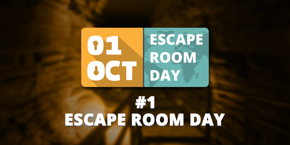 The first Worldwide Escape Room Day of the Universe